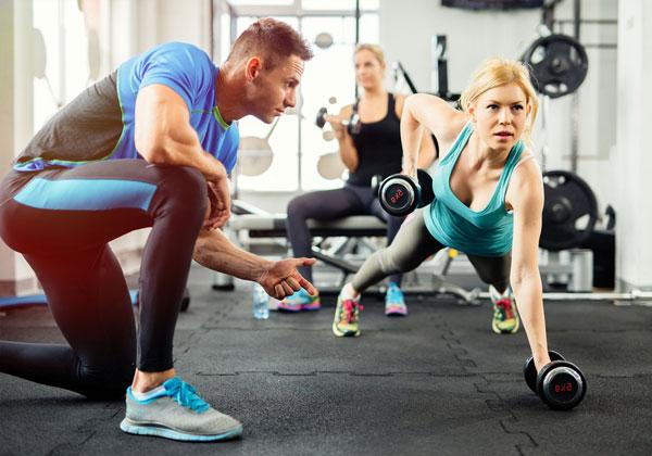 Làm sao để tập Gym giảm cân hiệu quả?