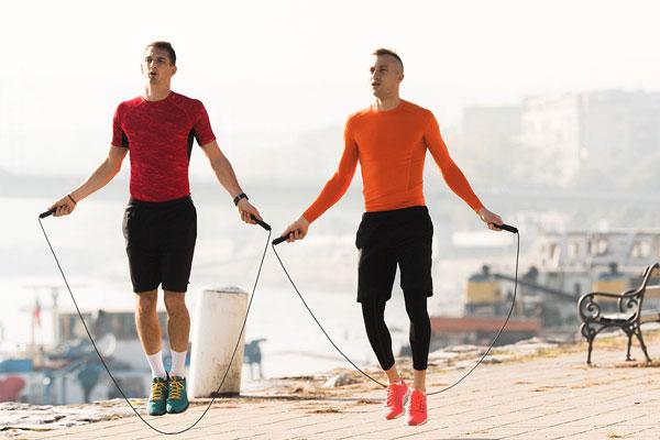 Làm thế nào để nhảy dây giảm mỡ bụng dưới hiệu quả?