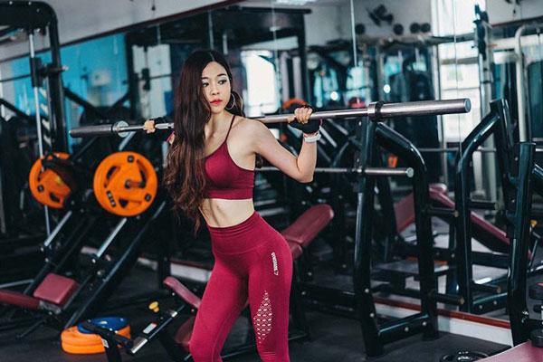 Áp dụng lịch tập Gym đúng cách giúp nữ giới nhanh chóng giảm mỡ thừa