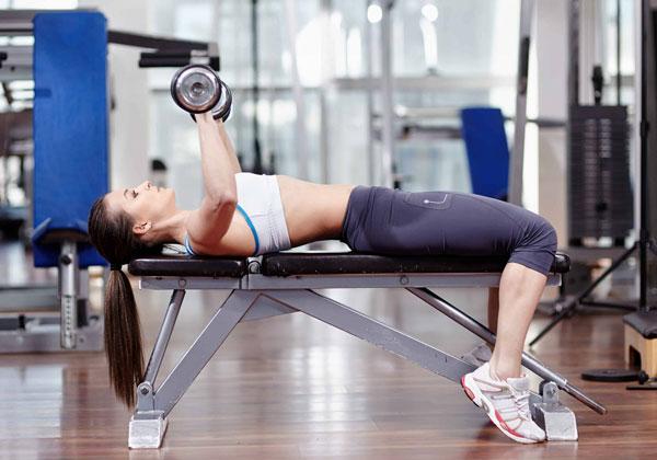 Lịch tập Gym cho nữ giảm cân, tăng cân, giữ dáng chuẩn đẹp