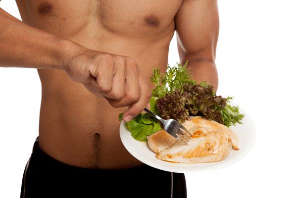 Lợi ích của việc ăn ức gà đối với người tập Gym