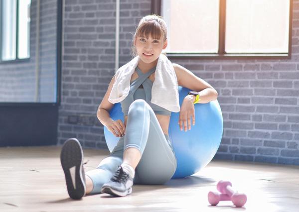 Cần có thời gian nghỉ ngơi khi tập Gym