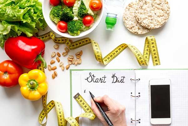 Nguyên tắc xây dựng thực đơn giảm cân không tinh bột