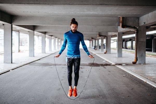 Nên nhảy dây bao lâu để giảm cân?