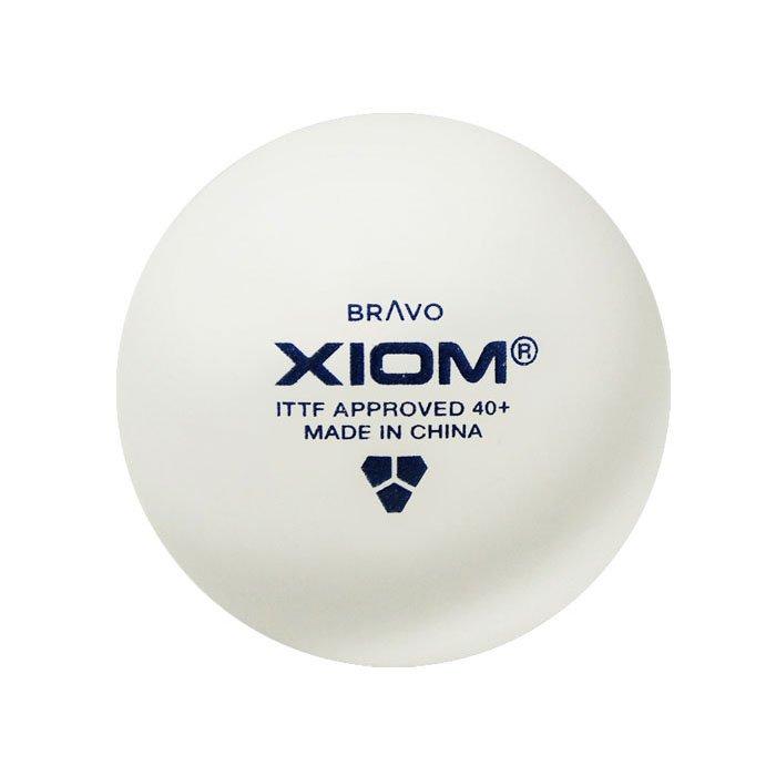 Quả bóng bàn Xiom 40+ ABS Bravo
