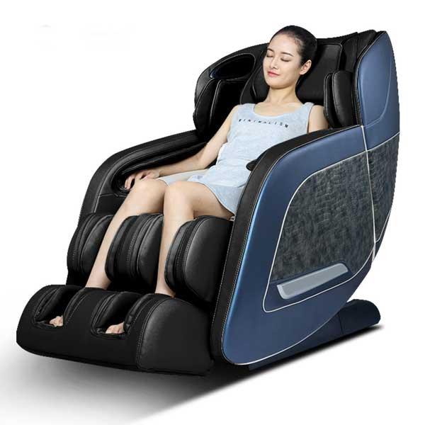 Sử dụng ghế massage giúp ngủ ngon giấc