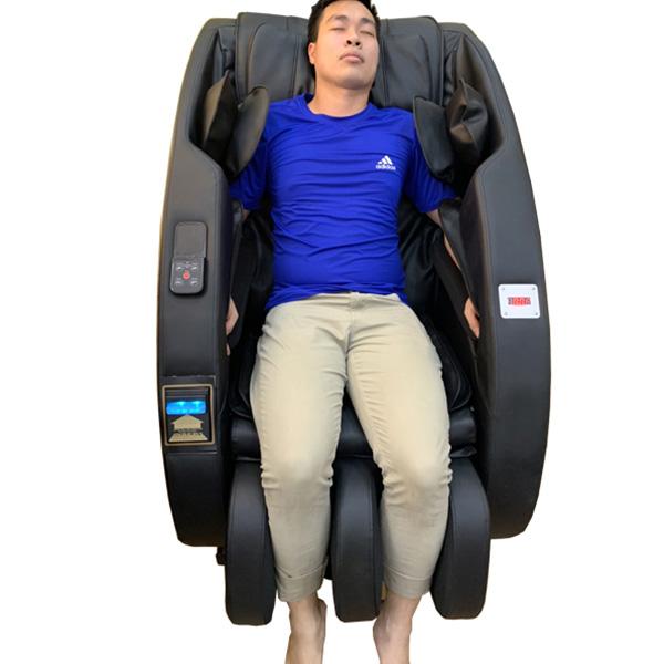 Sử dụng ghế massage Saporoo 6803