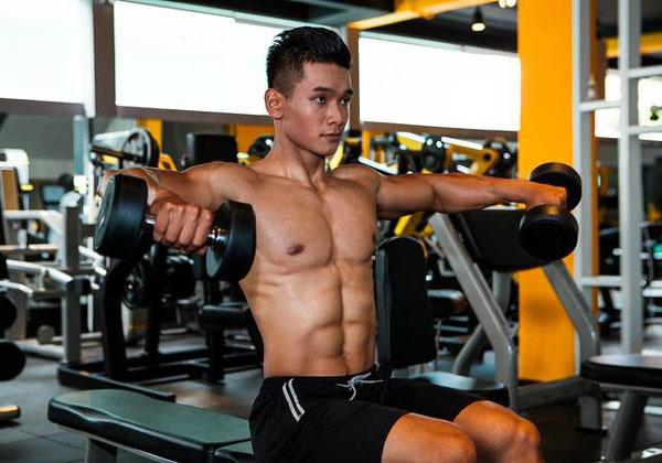 Phương pháp tập Gym giảm cân hiệu quả nhất cho các Gymer