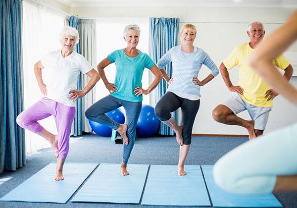 Các bài tập thể dục cho người già, người cao tuổi phù hợp nhất