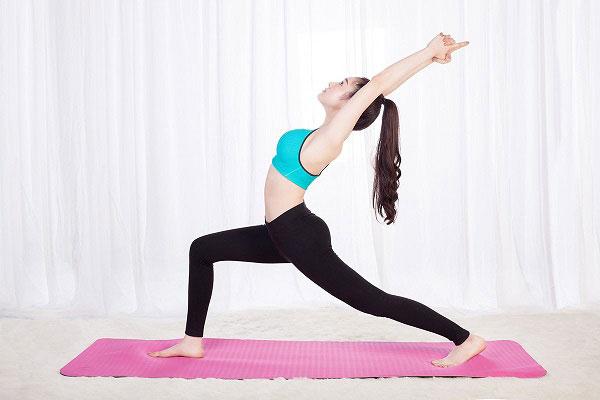 Tập Yoga giúp giảm cân