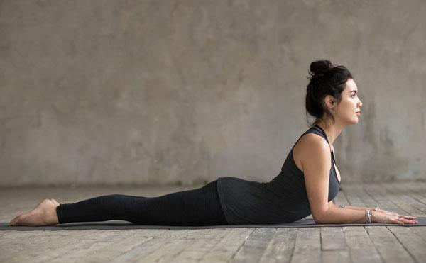 Tập Yoga tại nhà với tư thế nhân sư