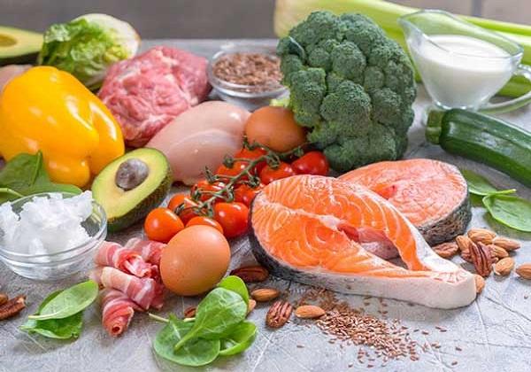 Thực đơn giảm cân không tinh bột hiệu quả trong 1 tuần !