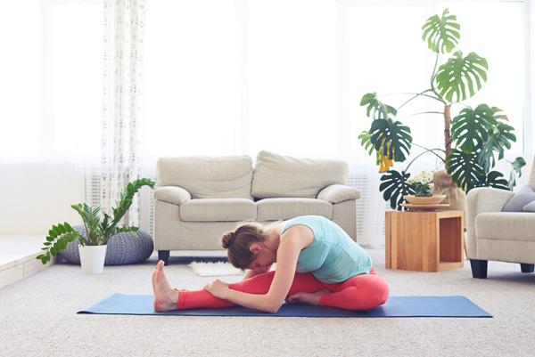 Bài tập Yoga Janu Sirsasana