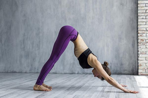 Bài tập Yoga Adho Mukha Svanasana