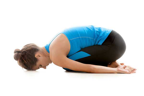 Tư thế Yoga đứa trẻ (Child Pose)