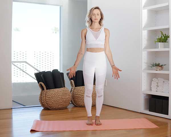 Luyện tập yoga thường xuyên nếu được dành nửa giờ mỗi ngày