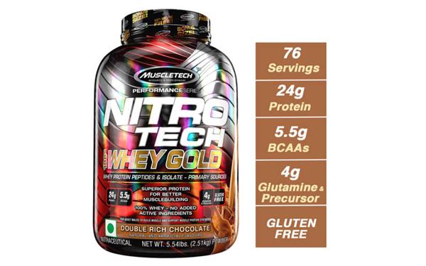 Nitro Tech Whey Gold