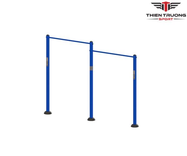 Xà đơn Vifa Sport VIFA-711214 2 bậc dùng lắp cho công viên !