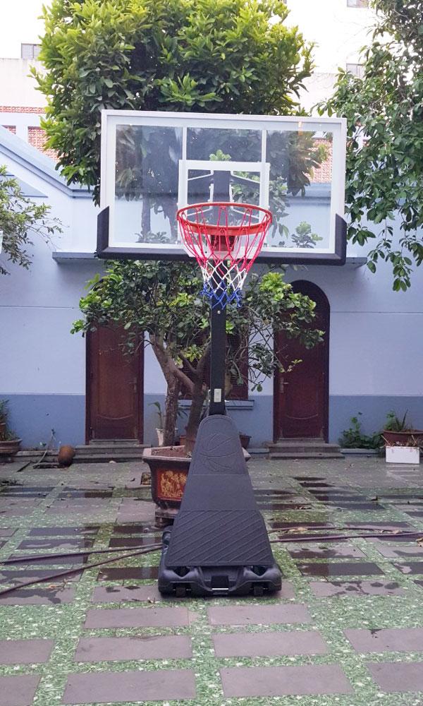 Trụ bóng rổ S027