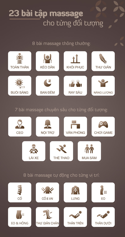 Bài massage trên ghế oreni or-350