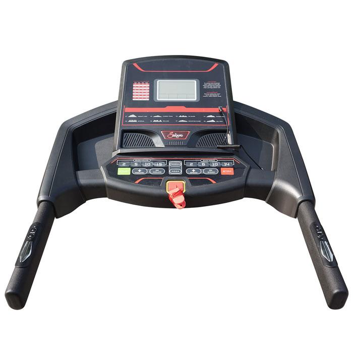 Bảng điều khiển trên máy chạy bộ điện Sakura S33