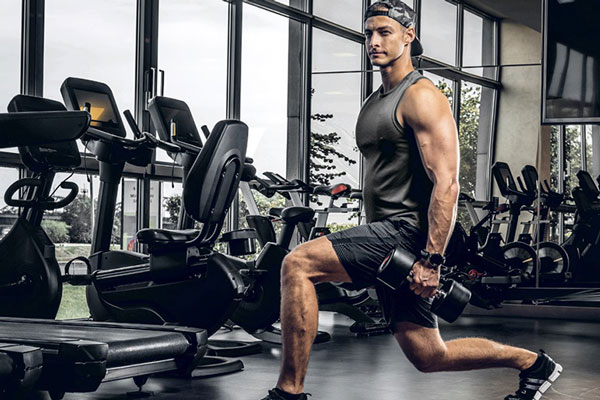 Chế độ luyện tập hợp lý giúp cải thiện cân nặng