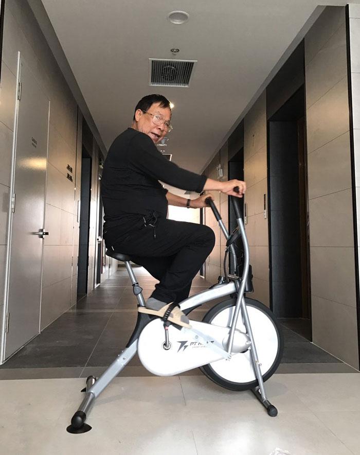 Xe đạp liên hoàn PT Home