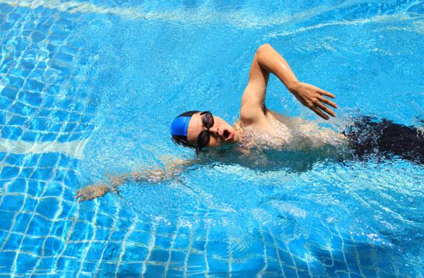 Kiểu bơi sải