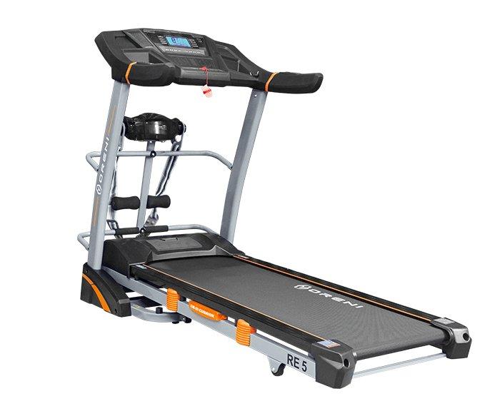 Máy chạy bộ điện Oreni RE-5 cho gia đình và phòng Gym, giá tốt