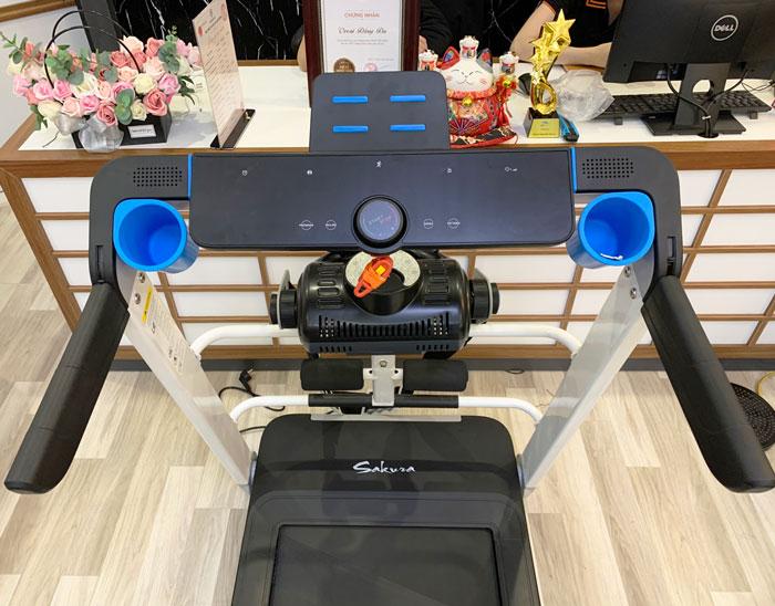 Máy chạy bộ điện Sakura HQ-V3C