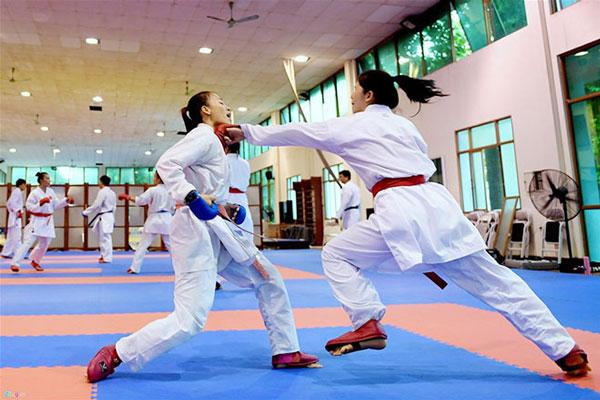Môn võ Karatedo