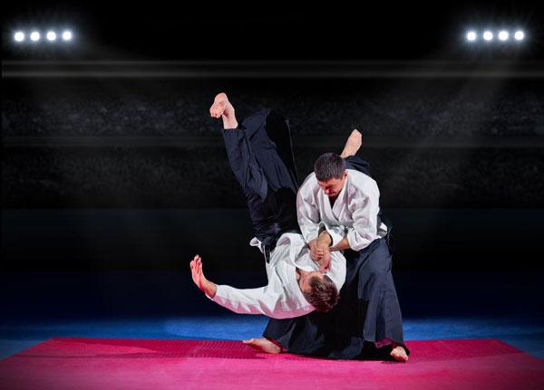 Môn võ Aikido