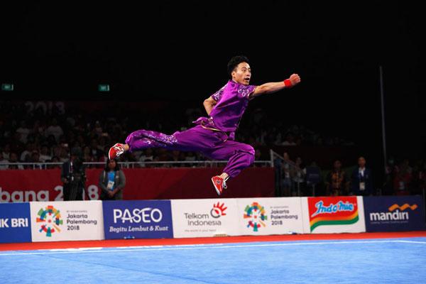 Môn võ Wushu