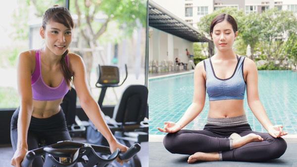 Con gái nên tập Gym hay Yoga để giảm cân và dáng đẹp hơn?