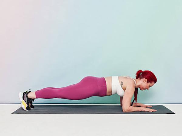 Plank cơ bản
