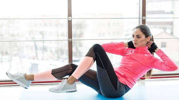 [Bỏ túi] 10 bài tập eo thon bụng phẳng hiệu quả nhất trong 1 tuần