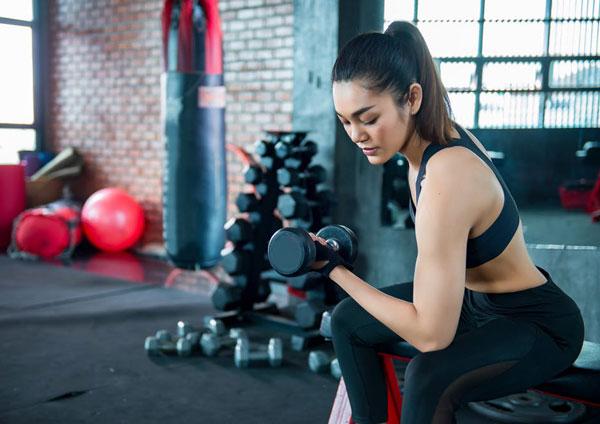 Tập thể dục thường xuyên giảm cân hiệu quả và an toàn