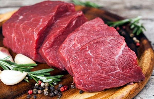 Thịt bò bổ sung Kẽm và nhiều dưỡng chất quan trong cho cơ thể