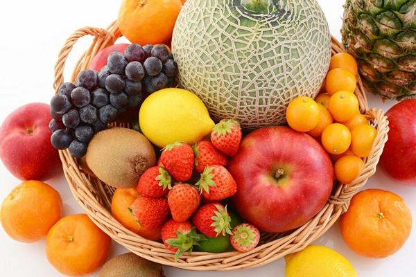 Trong trái cây có nhiều vitamin B2