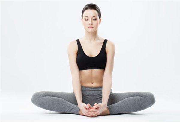 Tư thế Yoga góc cố định đơn giản, dễ tập