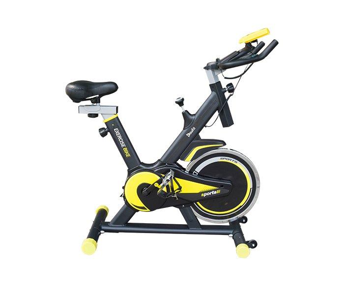 Xe đạp tập thể dục Doufit EB-09 tại nhà, hỗ trợ giảm mỡ hiệu quả