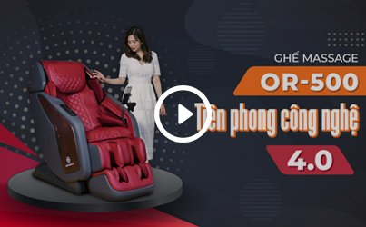 Video ghế massage Oreni OR-500