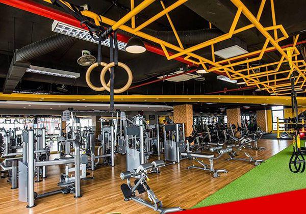 Các phòng tập Gym Hải Phòng hiện đại và chuyên nghiệp Nhất
