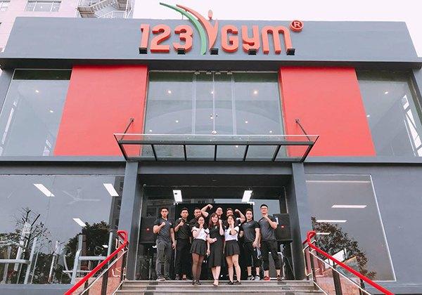 123 Gym Club - Trường Thọ Spa 56 Tô Hiệu