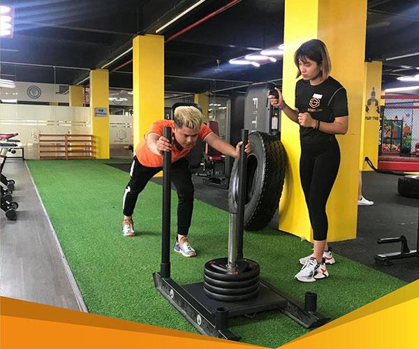 3S Fitness & Yoga Thạch Bàn