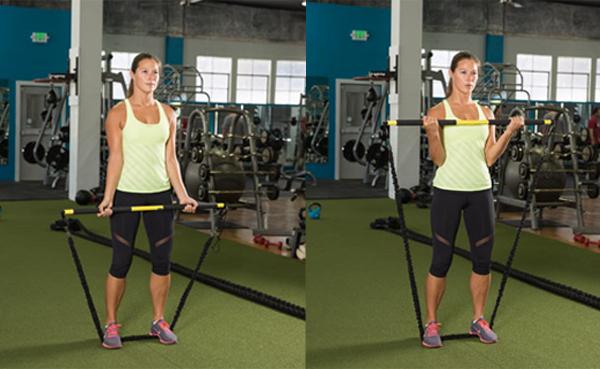 Ảnh dụng cụ tập Gym TRX Rip Trainer