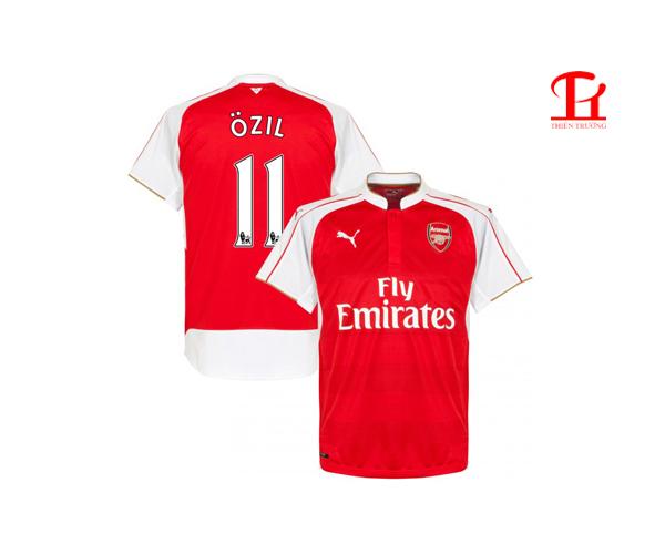 Áo đấu Arsenal 2015 - 2016 giá rẻ nhất tại Việt Nam