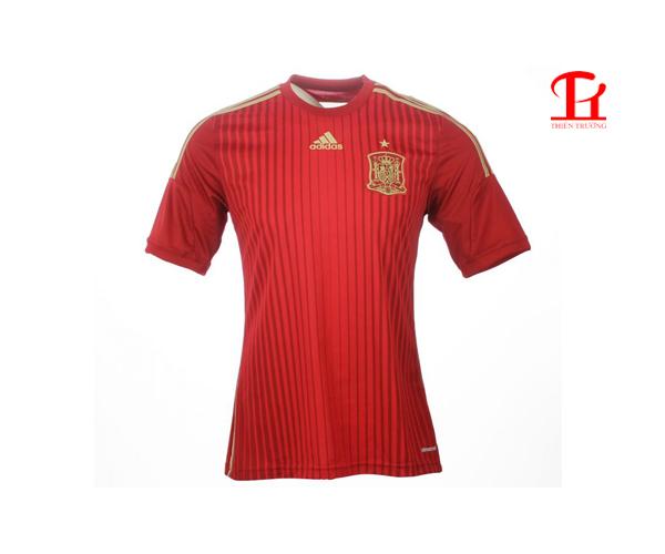 Áo đấu Tây Ban Nha 2015 - 2016 mẫu chuẩn giá rẻ NHẤT