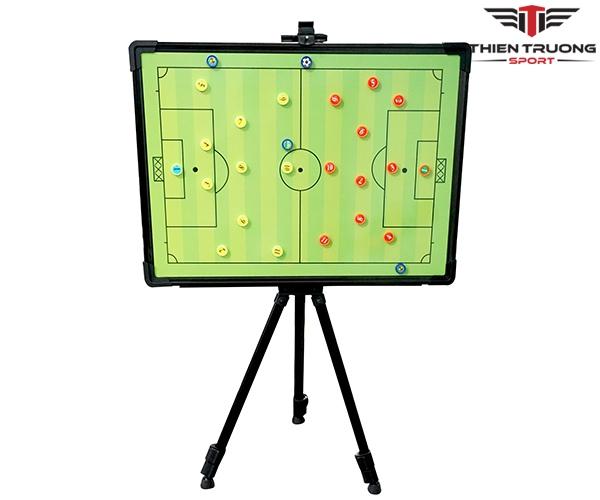 Bảng chiến thuật bóng đá tự đứng chuyên dùng cho các HLV !
