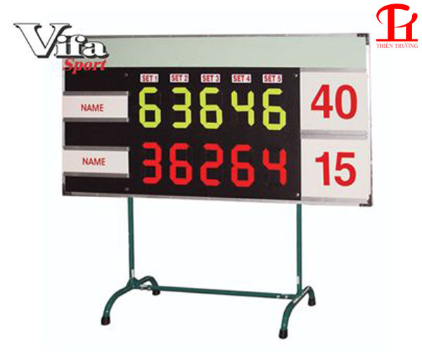 Bảng điểm Tennis T370 chính hãng Vifa giá rẻ nhất ở Việt Nam